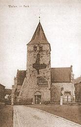 De kerk van St.-Jan de Doper