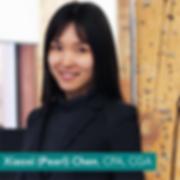 Xiaoxi (Pearl) Chen, CPA, CGA
