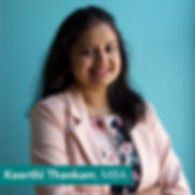 Keerthi Thankam, MBA