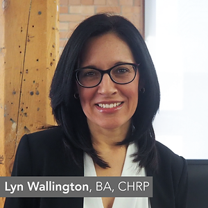 Lyn Wallington, BA, CHRP