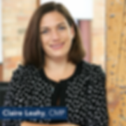 Claire Leahy, CMP