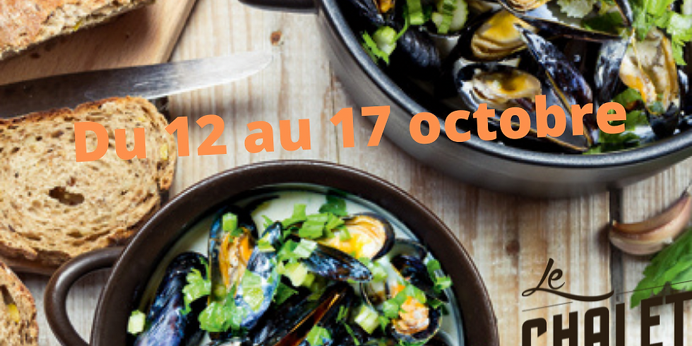 Semaine moules