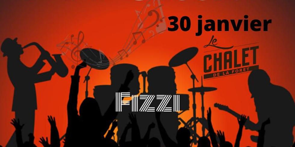 Jam session rock animée par Fizzi