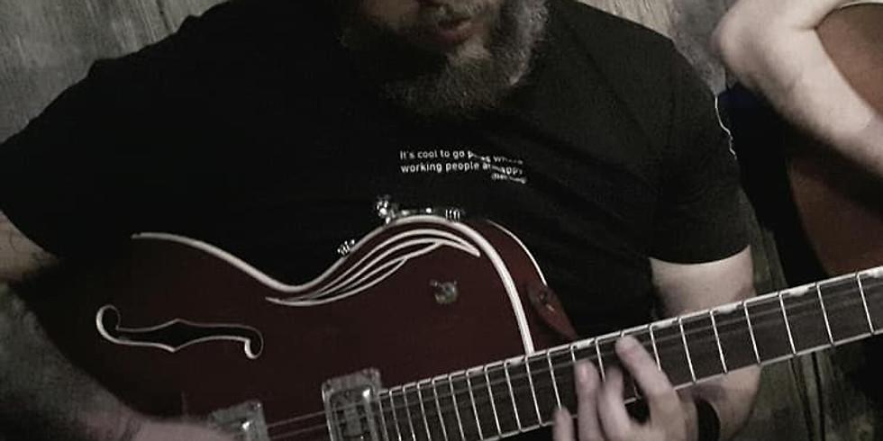 Jam session pop rock Daniel Johnson & co
