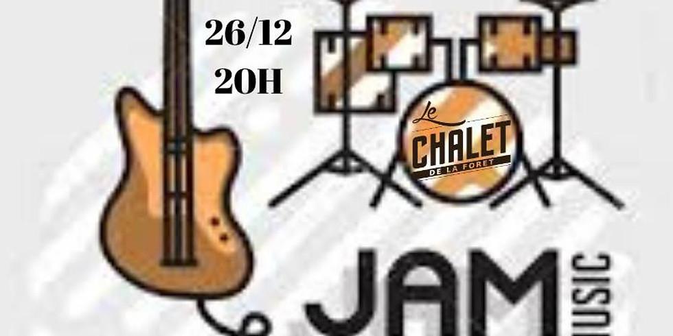 Jam Session animée par Laurent Sprimont & Co