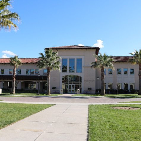 Santa Clara University Admissions Building