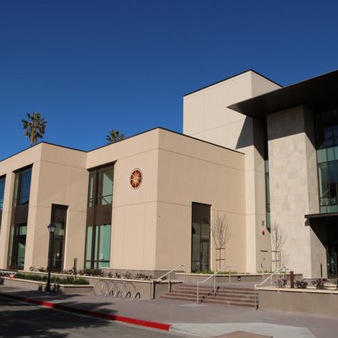Santa Clara University Law School Building