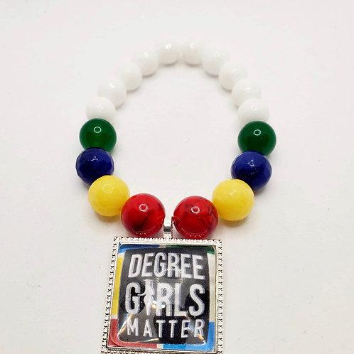 DEGREE GIRL OES Inspired Bracelet