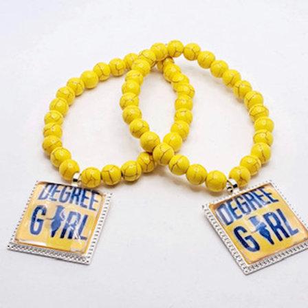 DEGREE GIRL SGRHO Inspired Bracelet