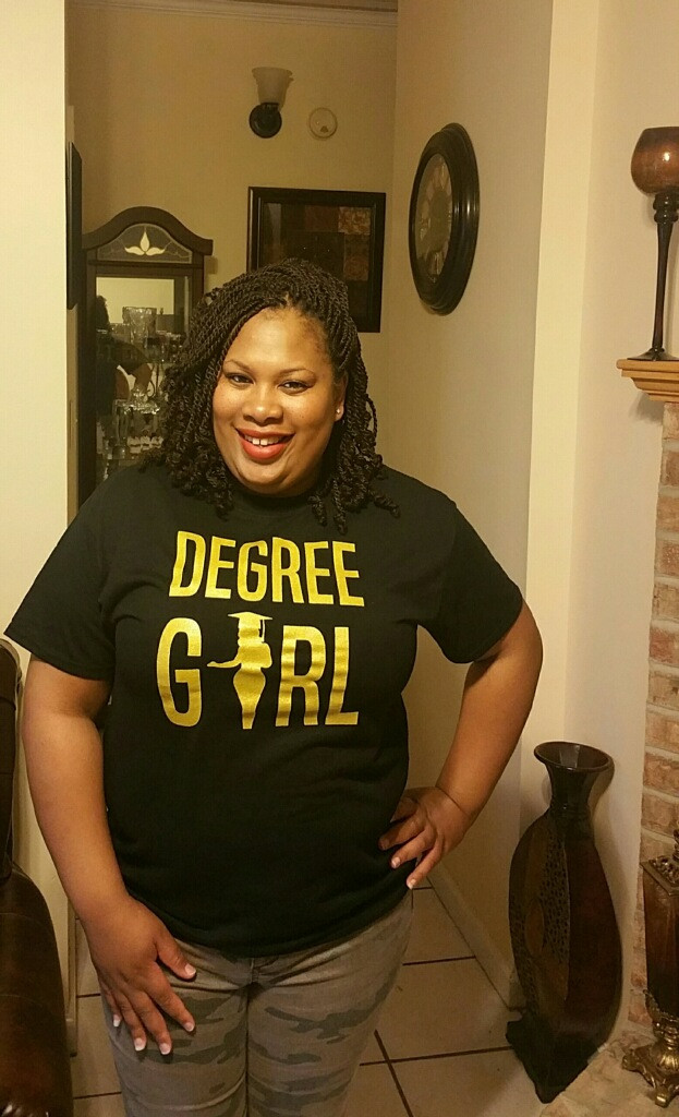"Degree Girl ""Brittani"""