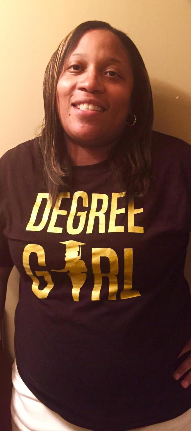 """Degree Girl """"Java"""""""