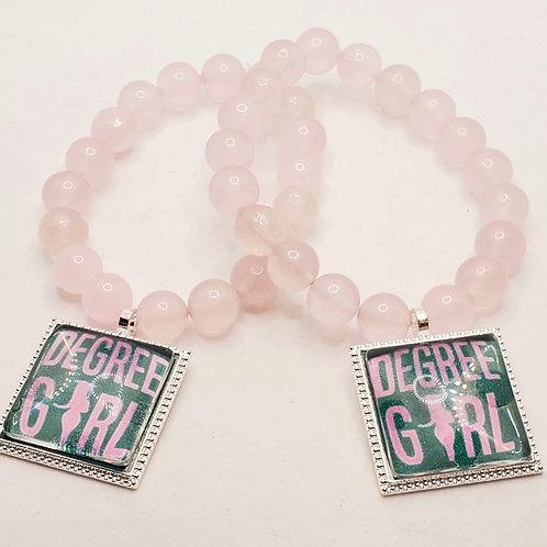 DEGREE GIRL-AKA Inspired Bracelet