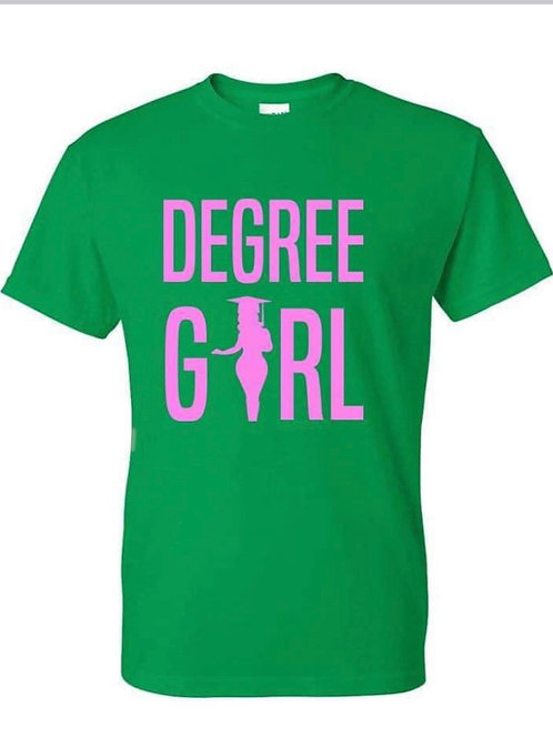 DEGREE GIRL-AKA