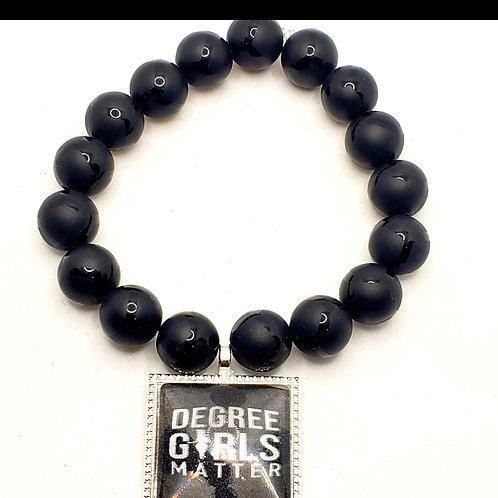 DEGREE GIRLS  MATTER Inspired Bracelet