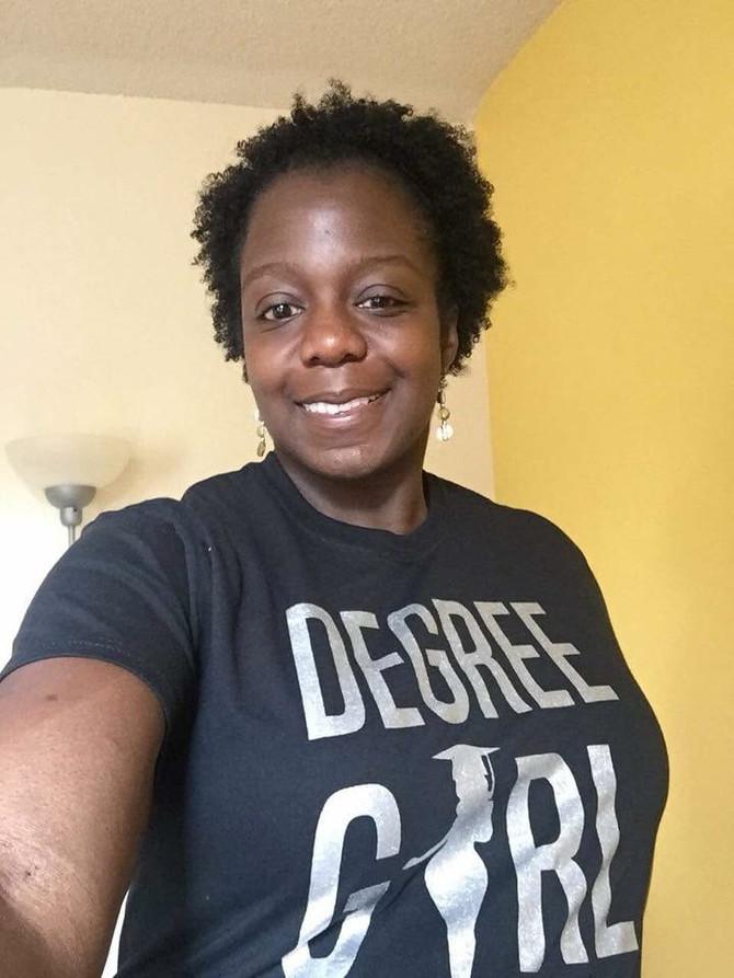 """Degree Girl """"Denise"""""""