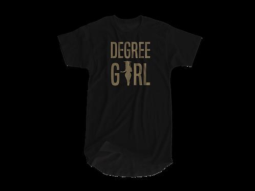 DEGREE Girl Gold