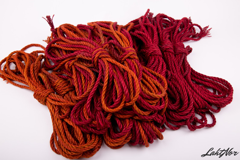 2 color Red/Orange