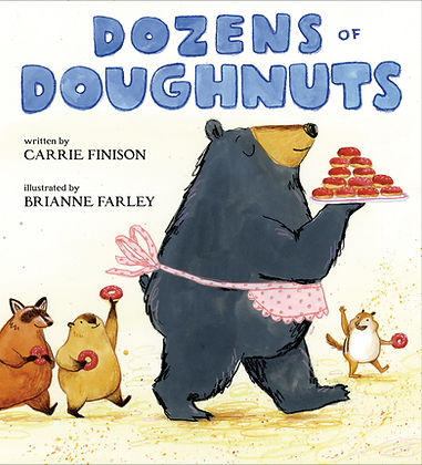 Dozens of Doughnuts Cover