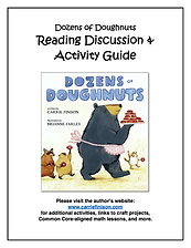 Dozens of Doughnuts Reading Discussion C
