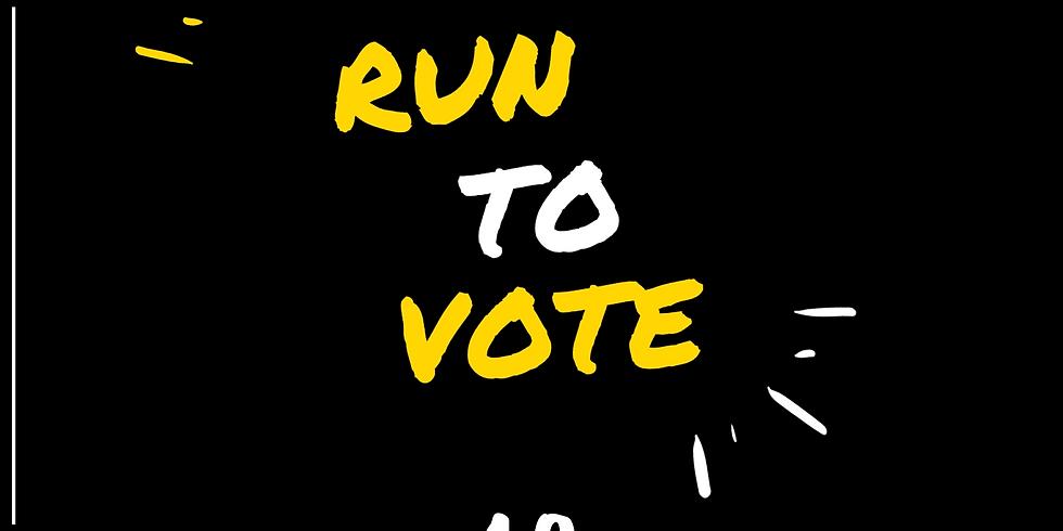 Run 2 Vote - Week Challenge