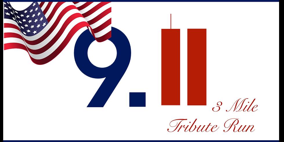 9/11 TRIBUTE RUN