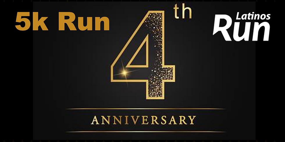 Run For Latinos - 20.20 Virtual Run Challenge