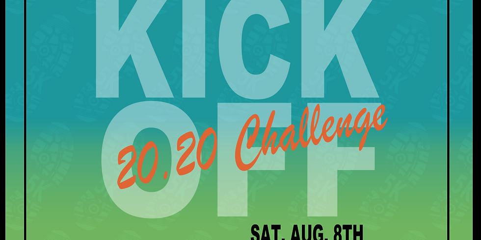 Kickoff Run - 20.20 Virtual Run Challenge