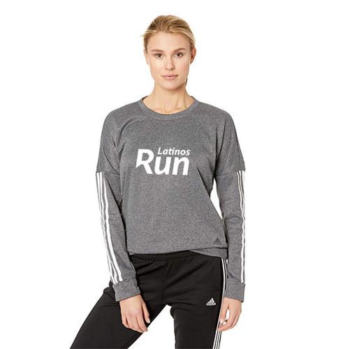 Grey Adidas Ladies Pullover .jpg