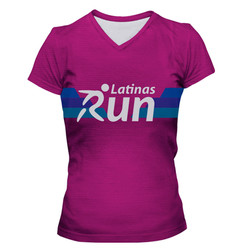 Latinas Pink Shirt
