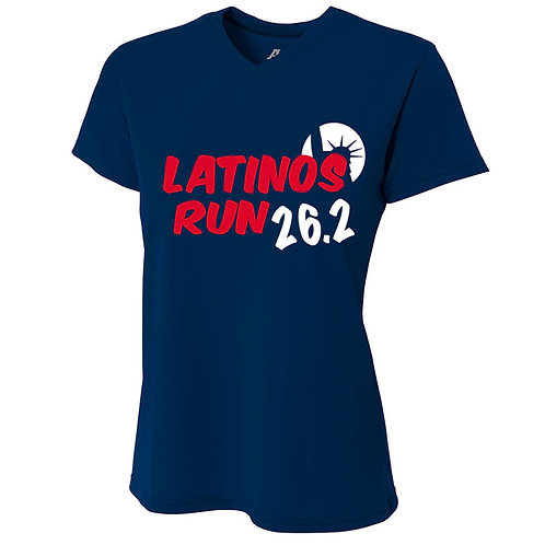 LADIES NYC MARATHON TEE