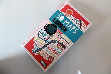 50 MAPS LONDON
