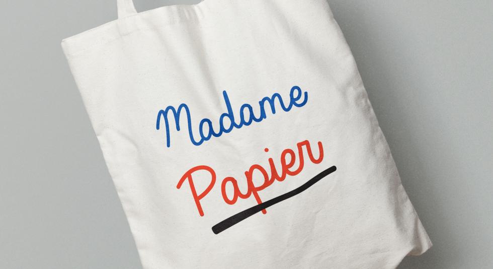MADAME PAPIER
