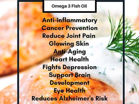 Fish Oil and Breast Cancer