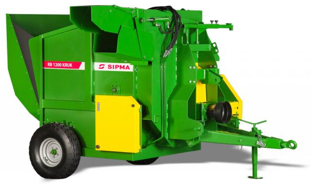 Измельчитель рулонов SIPMA RB 1200 KRUK