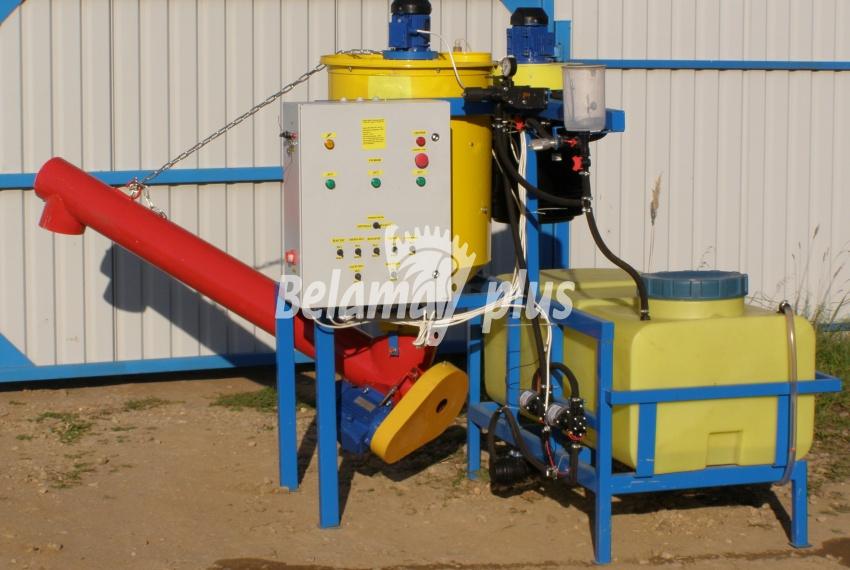 Протравливатель семян камерный стационарный ПСК-15С