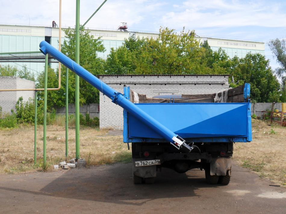 Загрузчик сеялок ЗСН-25