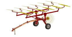 SWR (Speed Wheel Rake) - скоростные колёсные грабли