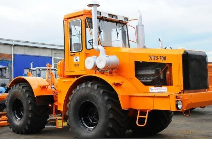 Трактор УЛТЗ-700, К 700