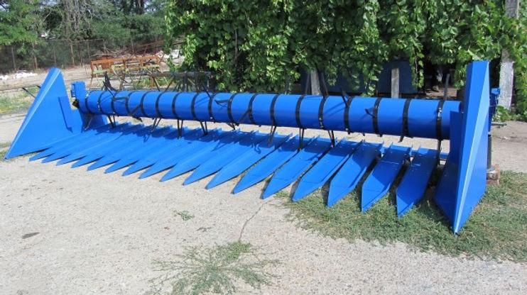 Приспособления для уборки подсолнечника (на все жатки)