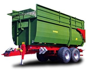 Монолитный прицеп тандем Т700 (14,5 тонн)