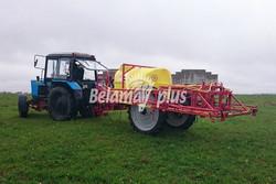 Траспортное положение Belama-1