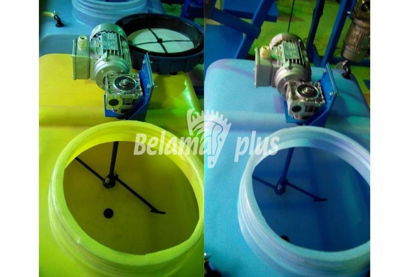 Мешакли емкостей для приготовления рабочего раствора ПСК-15ДС