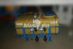 Емкость приготовления раствора ПСК-15С1-C3