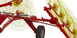 Качественные преимущества граблей колесно-пальцевых