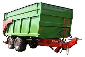 Монолитные прицепы Т679 (8-12 тонн)