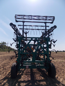 Культиватор сплошной обработки почвы КСП12