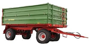 Двухосные прицепы Т672 (8…14 тонн)