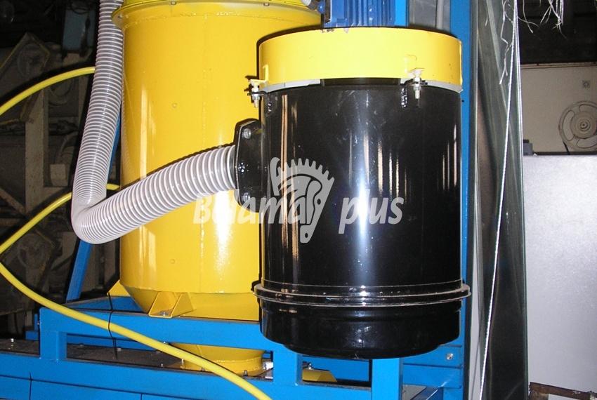 Система аспиризации протравителя семян ПСК-15ДС
