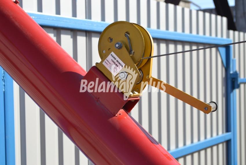 Протравливатель семян камерный ПСК-15 тросик