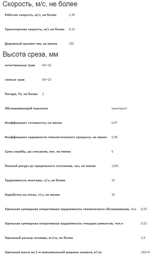 КОСИЛКА РОТОРНАЯ КИР 1,5М К С ОБГОННОЙ МУФТОЙ описание.png